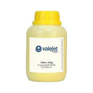 Refil para Toner HP CP5225 | HP CE742A | 307A Yellow 160g Valejet
