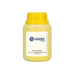 Refil para Toner HP CF362A | M553dn | 508A Yellow 120g Valejet