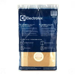 Saco para Aspirador de Pó Berry Electrolux Descartável Original 3 unidades