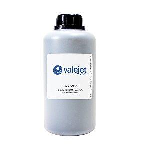 Refil para Toner HP C9730A | Q5950A | 5500 | 5550 Black 500g Valejet