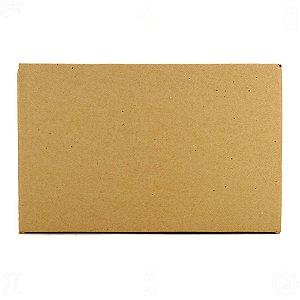 Caixa de Papelão Ondulado para Embalagem Pequena Pardo 32cm x 15cm x 20cm Nº3