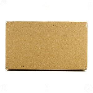 Caixa de Papelão Ondulado Pequena Pardo 28cm x 12cm x 16cm Nº2 - 100 Unidades