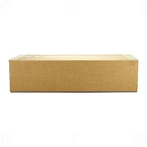 Caixa de Papelão para Mudanças | Embalagem | 34cm x 23,4cm x 8cm | A4 G