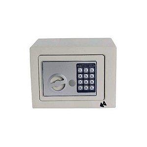 Cofre Residencial Digital de Segurança com Chave 422L 230x170x170mm