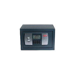Cofre Digital de Segurança com Visor LCD e Chave CD200 310x200x200mm