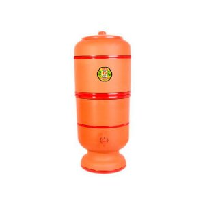 Filtro de Água de Barro Purificador São João com Vela 4 Litros