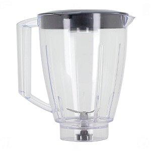 Copo de Liquidificador Electrolux Easyline BLE 30 / BLE 60 Cristal