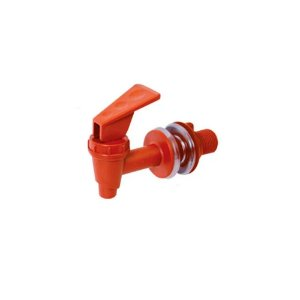 Torneira para Filtro de Água Stéfani Clic Marrom PVC