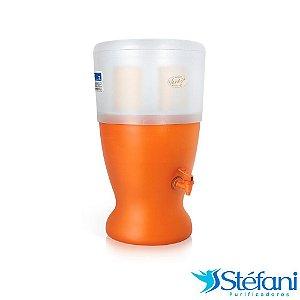 Filtro de Água de Barro Veneza São João com Vela e Boia 6 Litros