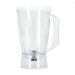 Copo para Liquidificador Arno Optimix Plus Cristal + Tampa - 6460