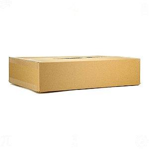 Caixa de Papelão Ondulado Pardo 45x33x10cm 50 Unidades