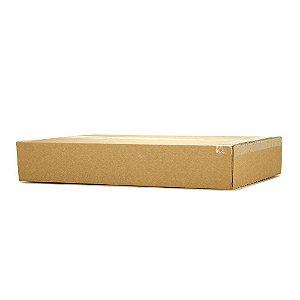 Caixa de Papelão para Correios | Mudanças A4 34x24x4cm 100 Unidades