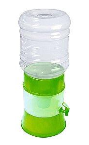Filtro de Água Galão Gplus Sap Filtros Verde 13,5 Litros