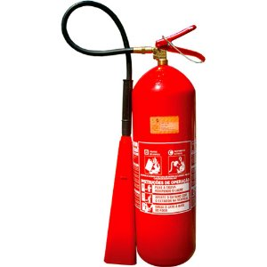 Extintor de Incêndio Gás Carbônico Co2 6kg - Classe BC