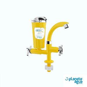Filtro de Água Ideale Eco Bancada Amarelo Planeta Água