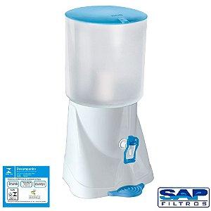 Filtro de Água de Plástico Max Fresh Branco Sap Filtros -1 Vela