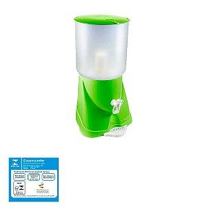 Filtro de Água de Plástico Max Fresh Verde Sap Filtros - 1 Vela