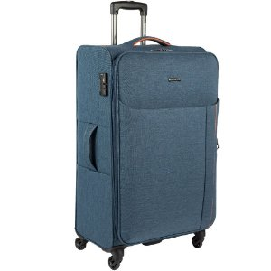 Mala de Viagem Grande 360º TSA Cors 1T Azul