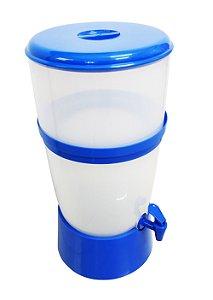 Filtro de Água The Filter de Plástico Azul Sap Filtros