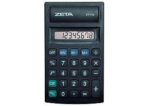 Calculadora de Bolso ZT715 8 Digitos