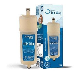 Refil Purificador de Água Top Web - Planeta Água 1023
