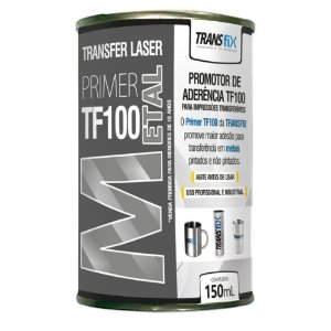 KIT 2 PRIMER TRANSFIX PARA METAL TF100 150ML