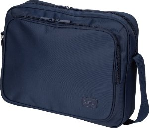 Pasta Executiva - Laptop 2 Compartimentos - Easy - Azul Marinho - Sestini