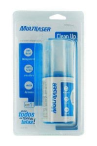 Spray para Limpeza de Monitor Multilaser