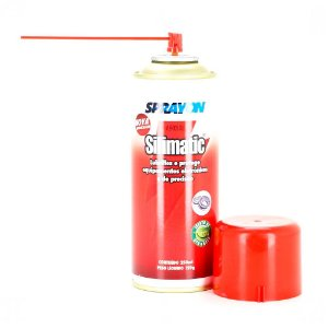Silimatic Spray Lubrificante Seco Sprayon