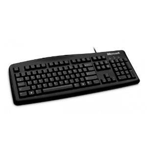Teclado Microsoft Wired 200