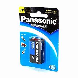 Bateria Comum Panasonic 9V