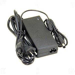 Fonte para Notebook HP 90W   DV4   DV5   DV6   DV7 19V Compatível