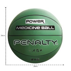 Bola Penalty Medicine Ball 2Kg
