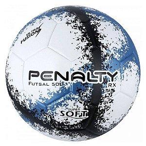Bola Rx 500 R3 Futsal Ultra Fusion 520309 Cor 1040 Branca e Azul