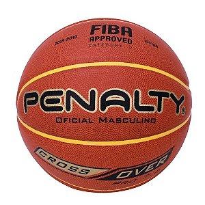 Bola de Basquete Masculino Penalty 7.6 Crossover 521215