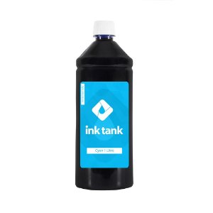 TINTA CORANTE PARA HP GT5822 INK TANK CYAN 1 LITRO - INK TANK