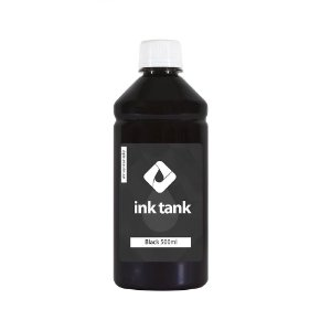 TINTA PIGMENTADA PARA HP 662 INK TANK BLACK 500 ML - INK TANK