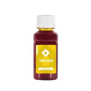 TINTA CORANTE PARA HP GT52 INK TANK YELLOW 100 ML - INK TANK