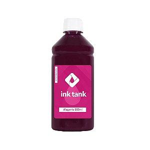 TINTA PIGMENTADA PARA EPSON L805 BULK INK MAGENTA 500 ML - INK TANK