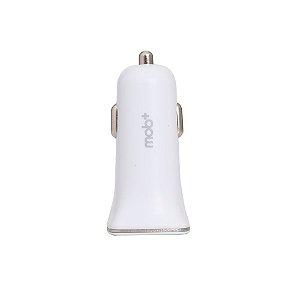 Carregador Veicular 2 Portas USB  2.1A - MobPlus