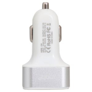 Carregador Veicular 3 Portas USB  4.1A - MobPlus