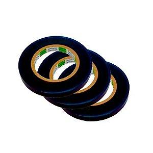 Kit 3 Blue Tape Nitto Tape p/ Proteção de Cartuchos 13mm x 100m