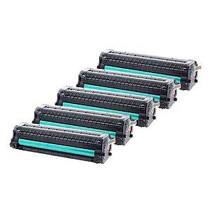 Kit 5 Toner Samsung SCX 4600 | SCX 4623 | SCX 4623F | ML 1915 Compatível