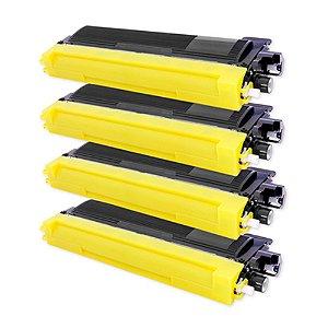 Kit Toner Brother TN230 | MFC9010CN MFC9320CW HL3040CN HL8070 | CMYK Compatível Premium 2.2k