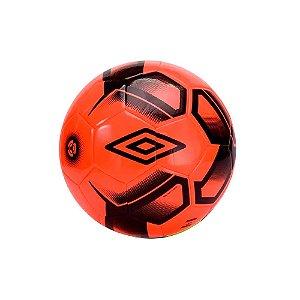 Bola Para Futebol de Campo Umbro Neo Team Trainer - Laranja e Preto