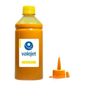 Tinta Sublimática para Epson L656 Bulk Ink Yellow 500ml Valejet
