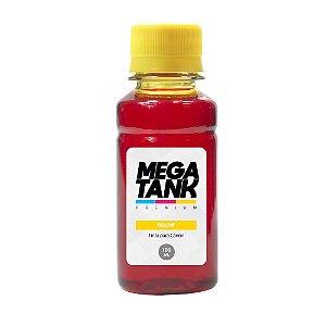 Tinta para Canon G4110 Yellow 100ml Corante Mega Tank