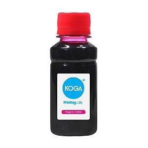 Tinta para Epson Bulk Ink L3110 Magenta 100ml Corante Koga