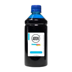 Compatível: Tinta Epson Bulk Ink L6191 Cyan 500ml Corante Aton