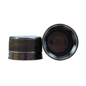 Tampa Rosca Lacre 28mm Black